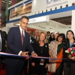 The Ambassador of United States of America, H.E. Richard Verma  inaugurated the Brand USA booth at  SATTE  in New Delhi