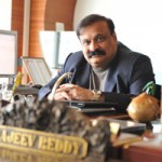 Y. Rajeev Reddy, CMD, Country Club Hospitality & Holidays Ltd