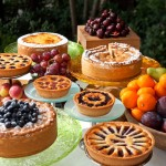 Pie Selection ,  or High tea table2