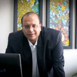 Suresh John, CEO and Founder of RoomsTonite