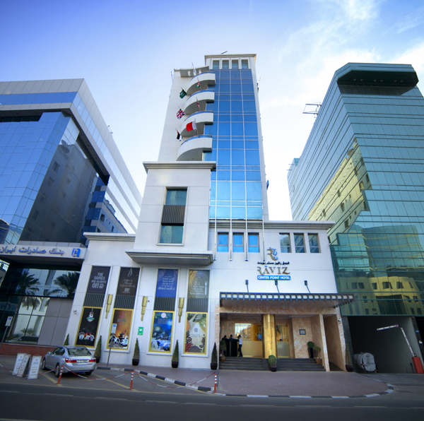 Dubai's Raviz Center Point Hotel Completes One Year Of