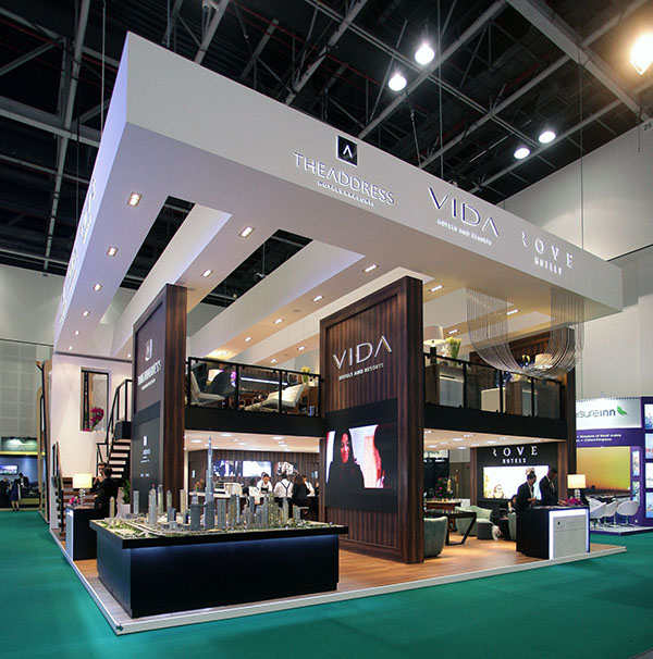 Atm 2016 five exhibitors come out on top in best stand for Best hotel design 2016