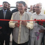 Chief Minister of Uttarakhand Shri Harish Rawat inaugurating the Seyfert Sarovar Portico Hotel in Dehradun