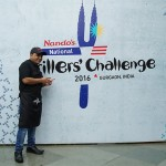 Mr Kunwar Singh, winner of Nando's National Grillers' Challenge 2016