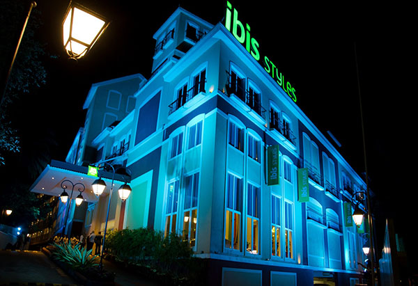 Rooms: First Ibis Styles Opens In Goa Calangute