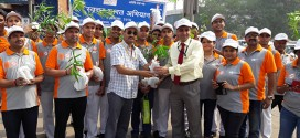 Northern Regional Office of M/O Tourism organizes  Swatch Bharat Drive at New Delhi Railway Station