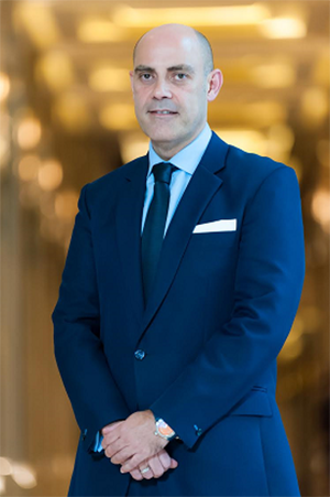 Alejandro Bernabé has been appointed Group Director, AVANI Hotels