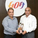 iama india gold award bagged by goa tourism