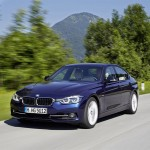 BMW 340i, Colour: mediterranean blue. Leather: Dakota Oyster, Sport Line