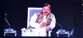 Dr. Mahesh Sharma leads Indian delegation to Second UNWTO/UNESCO World Conference on Tourism and Culture at Muscot