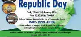 Celebrating the Spirit of Republic Day at Heritage Transport Museum