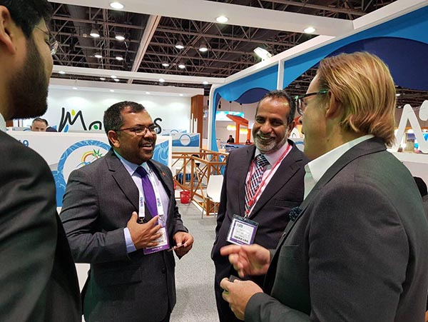 Minister Meets Industry