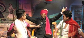 Anil Kapoor gets restyled at Madame Tussauds Delhi in a traditional turban wedding attire
