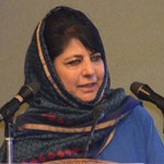 Ms. Mehbooba Mufti, Chief Minister, J&K