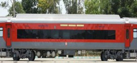 ICF gives a fresh look to LHB air-conditioned coaches