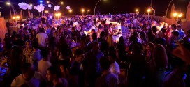 Experience the annual all-night celebration of Tel Aviv White Night in Israel