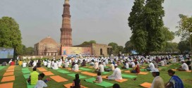 Tourism Ministry celebrates International Yoga Day at tourist places