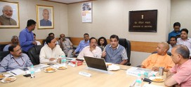 High level meeting held to deliberate on issues of pollution affecting Taj Mahal