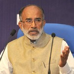 Mr. K. J. Alphons, Union Minister of State (I/C) for Tourism