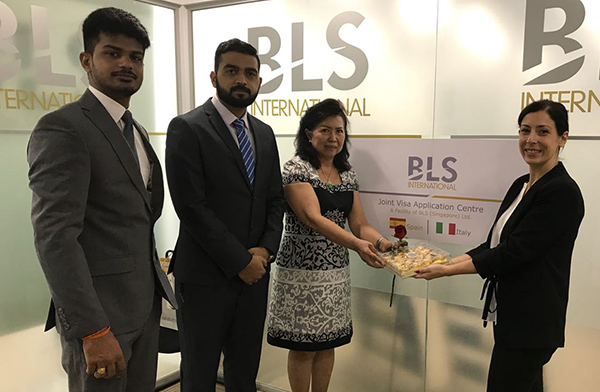 BLS International launches Italy Visa Application Centre in Singapore