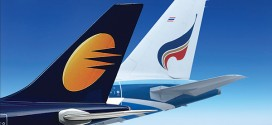 Jet Airways expands codeshare agreement with Bangkok Airways