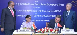 MoU signed between ITDC and Moroccan Agency for Tourism Development