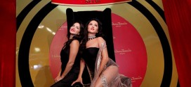 Sunny Leone unveiled her India's very first scented figure at Delhi Madame Tussauds