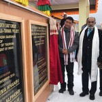 The Minister of State for Tourism (I/C), Shri Alphons Kannanthanam and the Chief Minister of Arunachal Pradesh, Shri Pema Khandu at the inauguration of Two North East Circuits under Swadesh Darshan Scheme of MoT, in Arunachal Pradesh