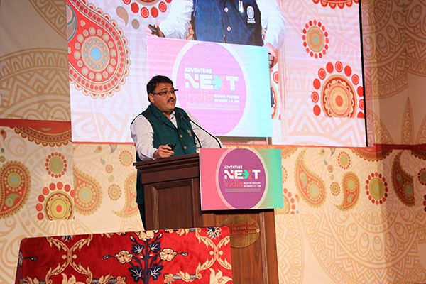 Mr. Hari Ranjan Rao (IAS), Principal Secretary Tourism and Managing Director, Madhya Pradesh Tourism Board