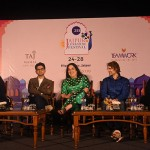 Panel Discussion on the First Draft of History, the Perils of Journalism with Suhasini Haider, Nikhil Kumar, Jeffrey Gettleman, Saba Naqvi, moderated by Swati Chaturvedi