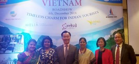 "Roadshow in Delhi: ""Vietnam – A Charming destination for Indian tourists"""